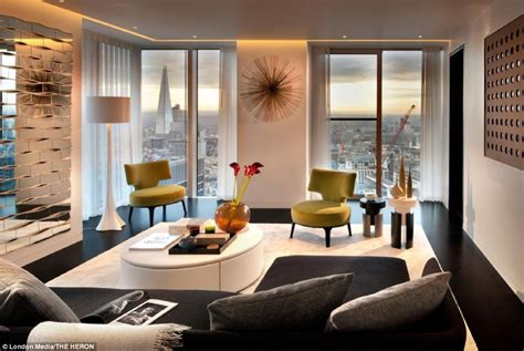 cinema 21 living world inside london s the heron luxury penthouses with amazing