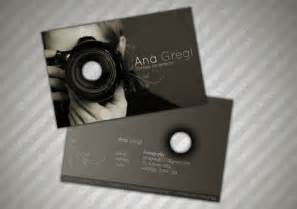 cool photography business cards 23 cool photographer business cards my