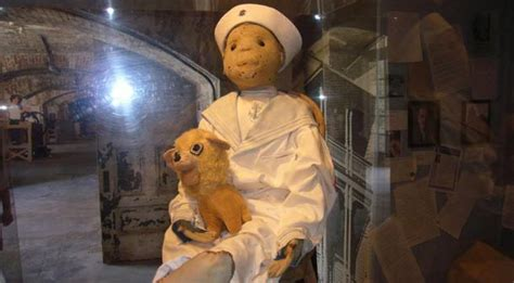 haunted doll in museum robert the haunted doll more than a plaything