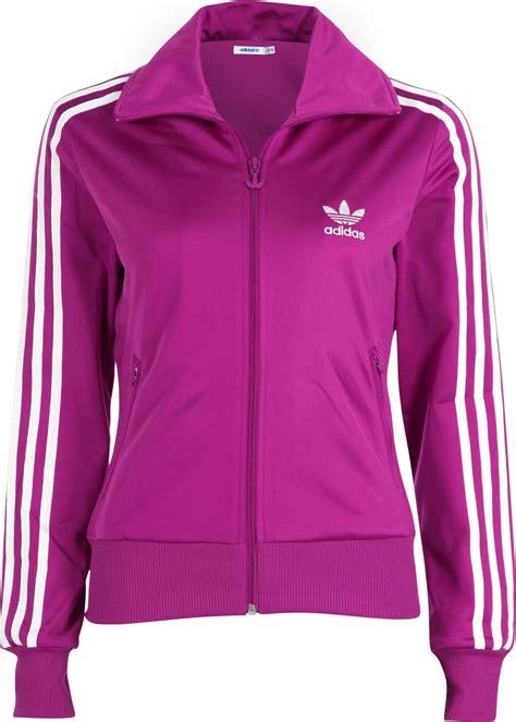 Jaket Adidas Firebirds Purple Pink adidas firebird tt w jacket pink