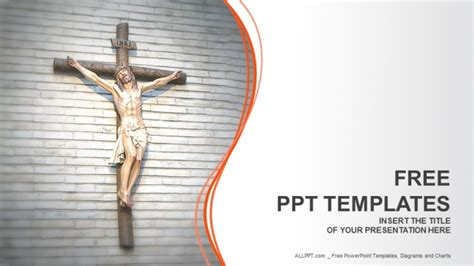 religious powerpoint template words bible religious