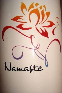 namaste tattoo designs 1000 ideas about namaste symbol on sanskrit