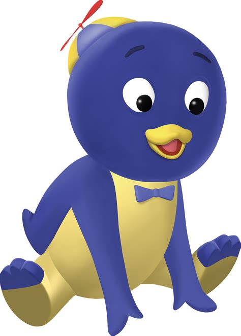 image the backyardigans pablo sitting png the