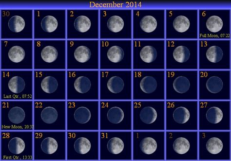 printable moon calendar december 2015 starwatch moravian college astronomy