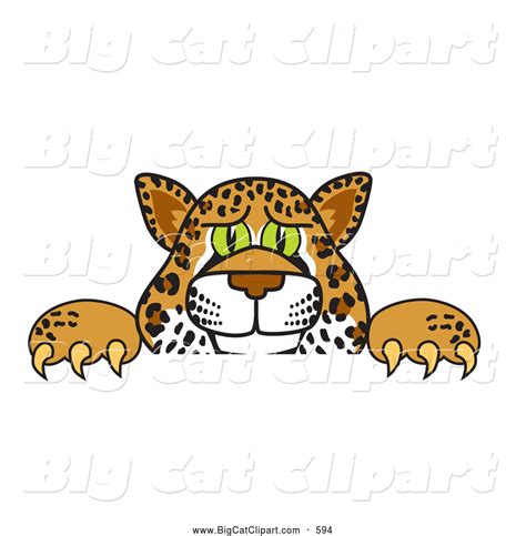 jaguar clipart royalty free leopard stock big cat designs