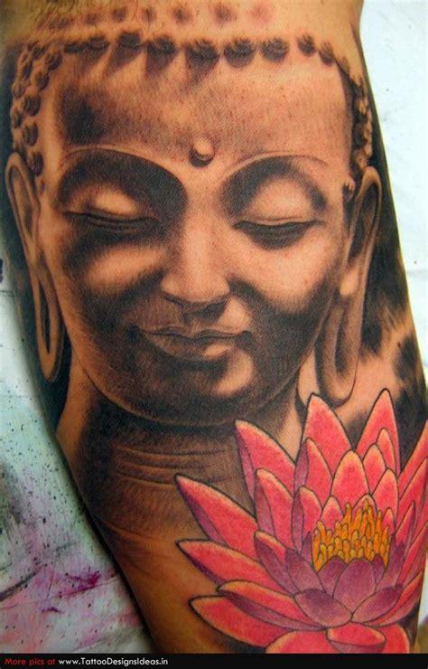 buddha and lotus flower tattoo designs 30 most buddha tattoos and designs