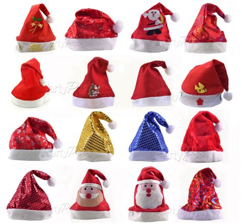 design own xmas hat 2015 new design mini santa hats buy mini santa hats decorated santa hat