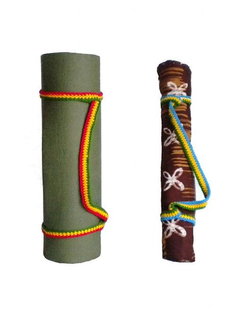 pattern yoga mat carrier 16 best images about multikulticrafts products on