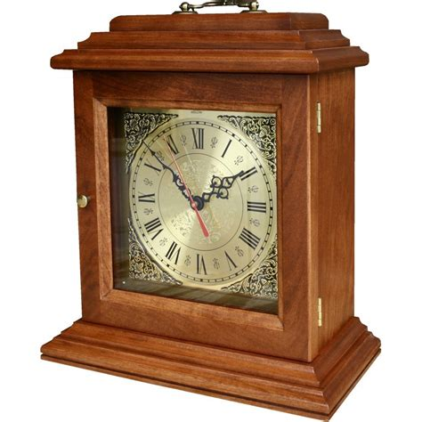 Shelf Clock antique shelf clock amish crafted furniture
