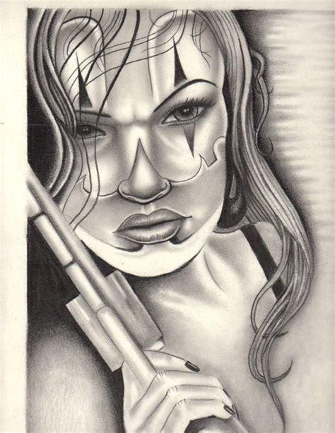 imagenes de joker girl joker girl custom art masterpieces drawings