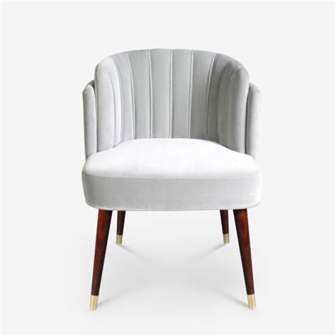 modern dining chair design katharina dining chair by ottiu beyond upholstery
