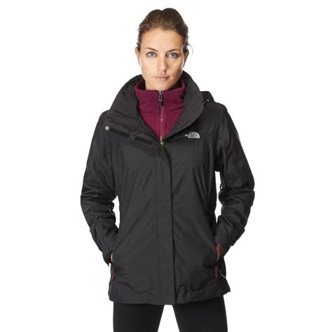 Outer Tk1 Longvest 3in1 the evolution ii triclimate 3 in 1 jacket womens jacket compare compare outdoor
