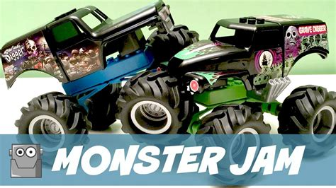grave digger monster truck song monster jam k nex grave digger monster trucks youtube