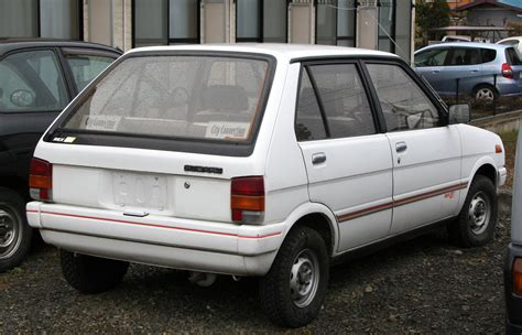 subaru rex 1985 subaru rex se related infomation specifications