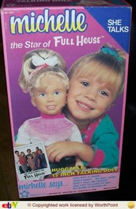 michelle doll full house house dolls and full house on pinterest