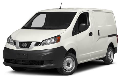 nissan cargo van 2015 nissan nv200 price photos reviews features