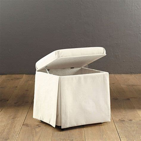 storage vanity stool for the home