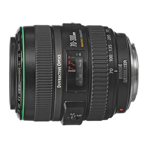 Ef 70 300 Do Is Usm F 4 6 5 6 canon ef 70 300mm f 4 5 5 6 do is usm objectief kopen