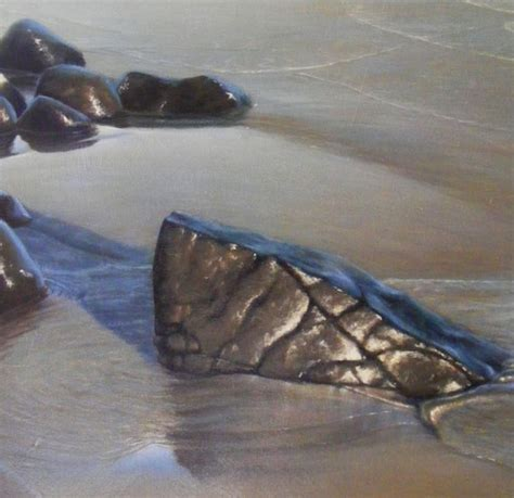 acrylic painting rocks free painting tutorials how to paint water landscapes