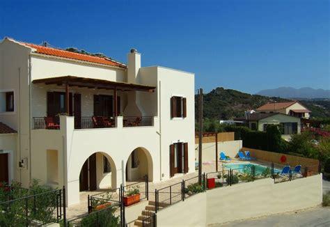 Teh Villa Premium thalassa villa authentic crete villas in crete