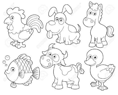 imagenes para colorear animales de la granja dibujos para colorear de animales de la granja buscar