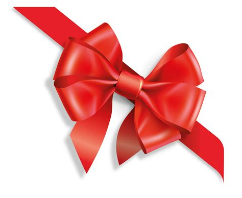 bows for christmas presents
