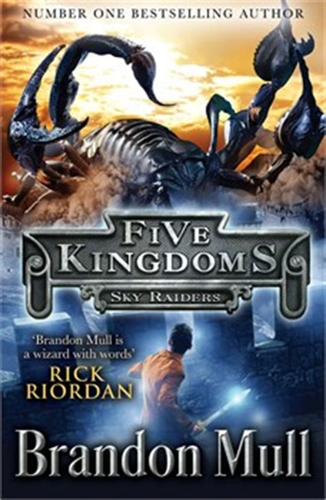 Brandon Mull Official Publisher Page five kingdoms sky raiders book by brandon mull official publisher page simon schuster uk