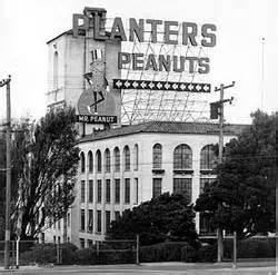 Planters Peanut Factory by Mr Peanut Collectors Club