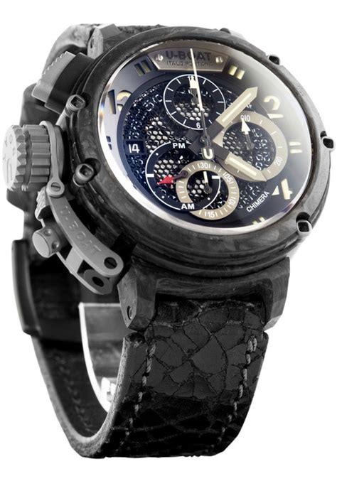 u boat watch chimera 46 carbonio limited edition u boat chimera 46 carbon titanium 8057 swiss luxury