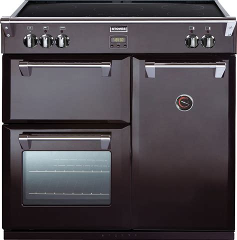 induction hob electrical connection buy stoves richmond 900ei black 90cm electric induction range cooker 444441648 marks electrical