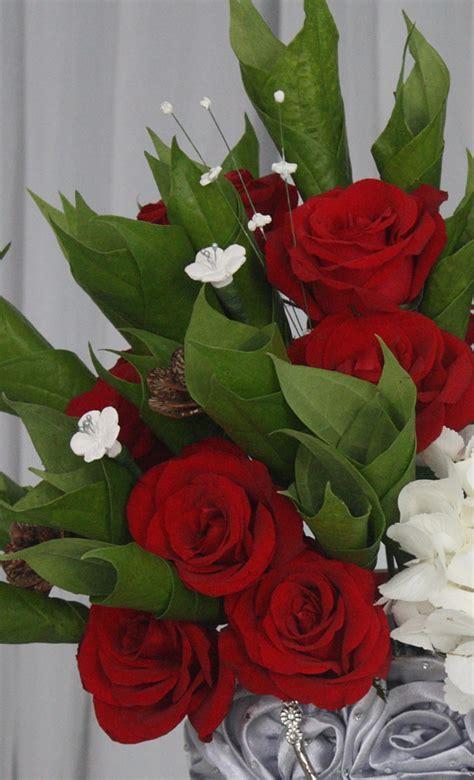 Bunga kapur dan bunga pinang.penyeri sireh junjung..