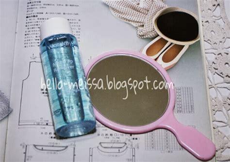 Bedak Wardah Waterproof hello meissa product review wardah make up remover