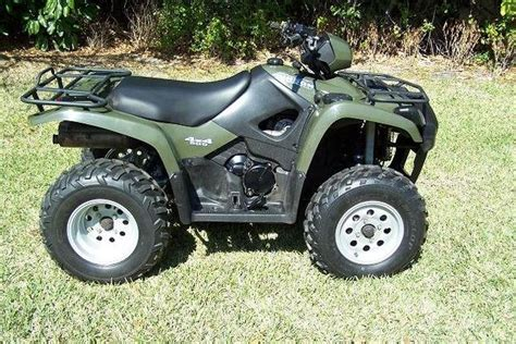 Suzuki 500 Atv 2007 Suzuki Vinson 500 Atv For Sale Tacoma World