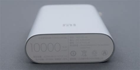 Xiaomi Mi Power Bank 10000mah Original original xiaomi mi power bank 10000mah external battery portable mobile power bank mi charger