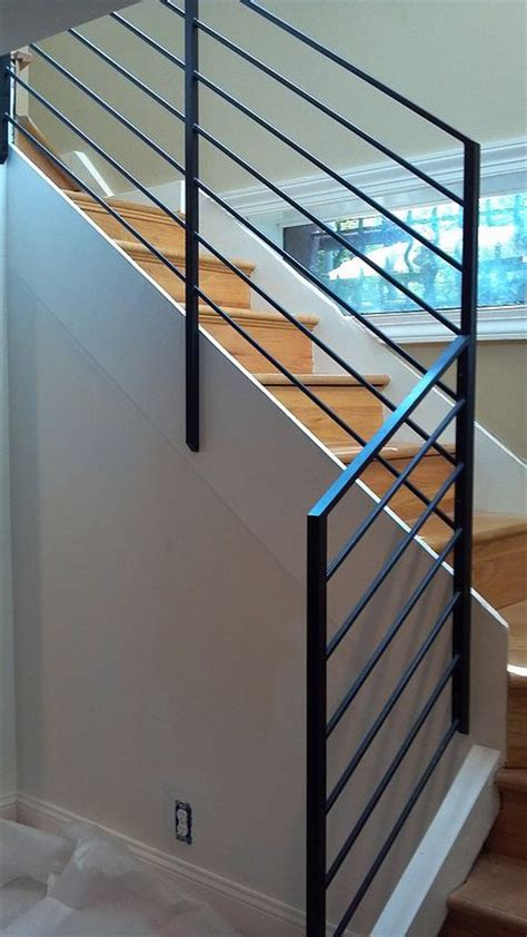 Steel Banisters by Best 25 Stair Handrail Ideas On