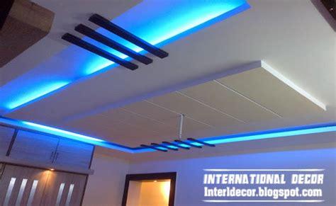 False Ceiling Pop Designs With Led Ceiling Lighting Ideas 2018 Led Lights For False Ceiling