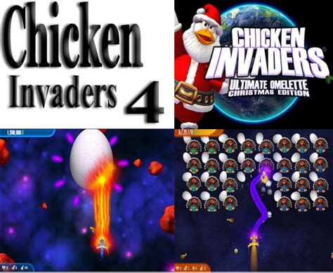 free full version download chicken invaders 4 chicken invaders 4 full version pc game free download