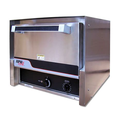 Countertop Oven For Baking by Apw 208 240v Countertop Baking Oven With 2 Ceramic 16 Decks 20 1 2w