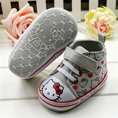 Prewalker Baby Hellokitty free shipping one pair for retail drop shopping hello
