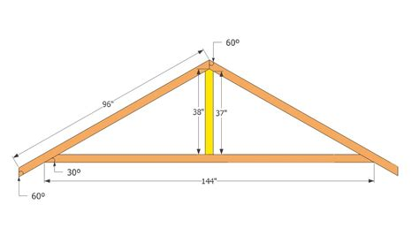roof design plans shed roof rafter design shed roof truss plans shed roof
