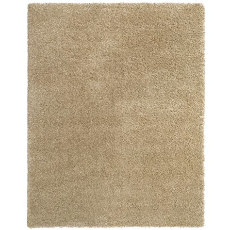 Home Rugs Home Decorators Collection Hanford Shag Light Oak 7 Ft 10