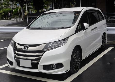 Rc Absolute Mobil 1 24 by ファイル Honda Odyssey Absolute Ex Rc1 Front Jpg