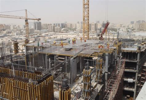 canstruction project returns to underground nov 6 construction of doha metro s tunneling phase on track for