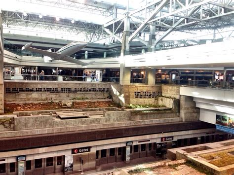 denver international airport denver co united states rocks and plants in c terminal pretty unique yelp