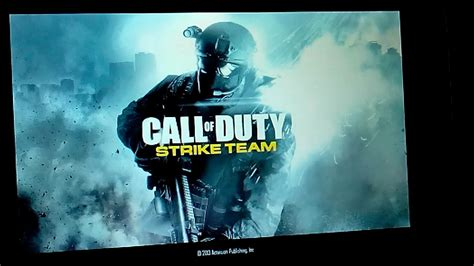 descargar call of duty strike team apk call of duty strike team para tablet tr10rs1 apk