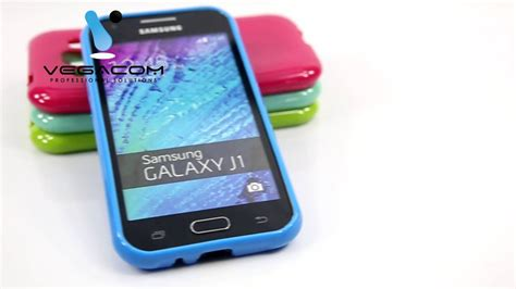 Anti Samsung J1 2015 J100 4 3 Inchi Jelly Tahan Banting etui samsung galaxy j1 sm j100