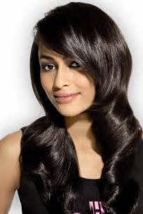 Galerry black colored hairstyles