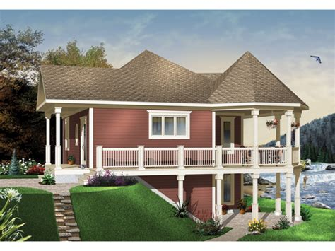 waterfront house plans with walkout basement waterfront house plans with walkout basement mediterranean house plans waterfront waterfront