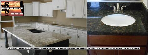 discount cabinets az affordable kitchen and bath countertops in mesa gilbert
