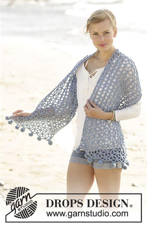 drops design tutorial video pebble beach drops 177 23 free crochet patterns by